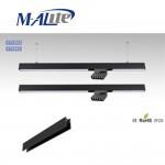 LED magnetic rail light